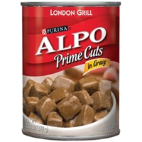 Alpo Prime Cuts London Grill in Gravy, 13.2 oz - 24 Pack