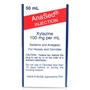 AnaSed 100 mg/ml, 50 ml (Xylazine)