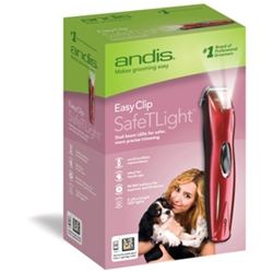 Andis Safe-T Cordless Lighted Clipper