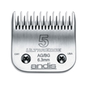 Andis UltraEdge Blade Skiptooth, Size 5