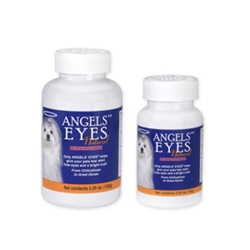 Angels Eyes Natural Tear Stain Remover for Dogs, 150 gm