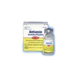 Antivenin for Dogs, 10 ml Vial