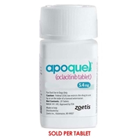 Apoquel 5.4 mg, Single Tablet
