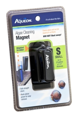 Aqueon Algae Cleaning Magnet, Small