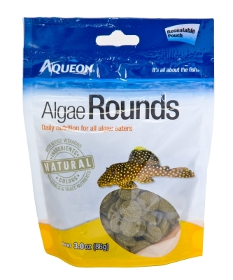 Aqueon Algae Rounds, 3 oz