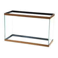 Aqueon Aquarium Oak Trim, 29 gal