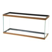 Aqueon Aquarium Oak Trim, 30 gal