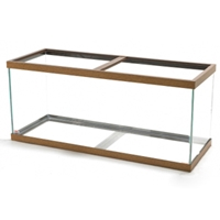Aqueon Aquarium Oak Trim, 75 gal