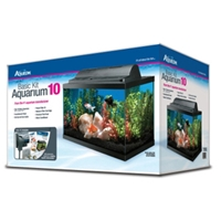Aqueon Basic Aquarium Kit, 10 gal