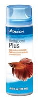 Aqueon Betta Bowl Plus, 4 oz