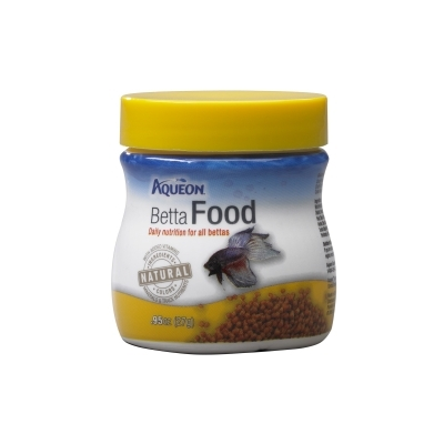 Aqueon Betta Food, .95 oz