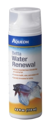 Aqueon Betta Water Renewal, 4 oz