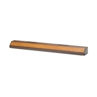 Aqueon Deluxe Fluorescent Strip-Lights Oak Finish, 36""