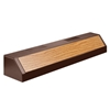 Aqueon Fluorescent Strip-Lights Oak Finish, 20""