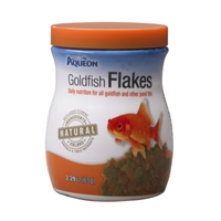Aqueon Goldfish Flakes, 2.29 oz