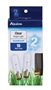 Aqueon Incandescent Aquarium Lamp Bulbs, Clear, 15 Watt, 2 Pack