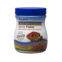 Aqueon Marine Color Enhancing Flakes, 1.02 oz