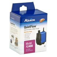 Aqueon QuietFlow Submersible Utility Pump 400
