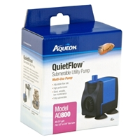 Aqueon QuietFlow Submersible Utility Pump 800