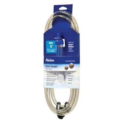 Aqueon Siphon Vacuum Mini, 5 in