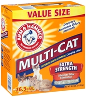 Arm & Hammer Multi-Cat Litter, 26.3 lbs