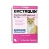 Bactaquin Digestive Health Supplement for Cats, 30 Sprinkle Capsules