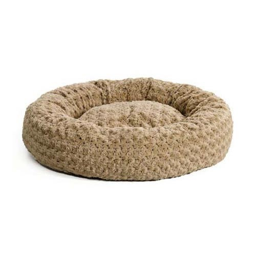 Bagel Bed Deluxe Taupe Ombre