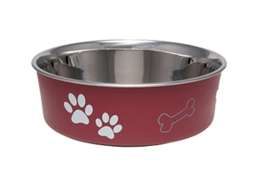 Bella Bowl- Merlot- Large
