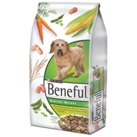 Beneful Healthy Weight Dog Food, 3.5 lb - 6 Pack