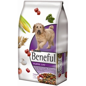 Beneful Playful Life Dog Food, 7 lb - 5 Pack