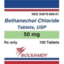Bethanechol 50 mg, 100 Tablets