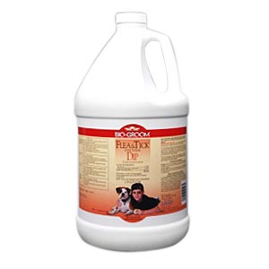 Bio-Groom Flea & Tick Dip, 1 gal
