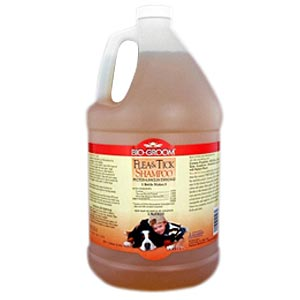 Bio-Groom Flea & Tick Shampoo Concentrate, 1 gal
