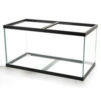 Black Trim Aquarium 120 Gal