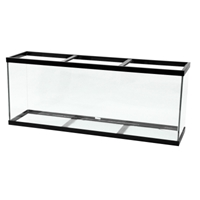 Black Trim Aquarium 150 Gal