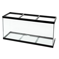 Black Trim Aquarium 210 Gal