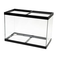 Black Trim Aquarium 65 Gal