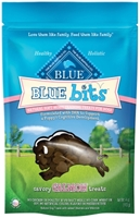Blue Buffalo Blue Bits Natural Dog Treats, Salmon, 4 oz