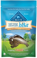 Blue Buffalo Blue Bits Natural Dog Treats, Turkey, 4 oz