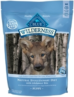 Blue Buffalo BLUE Wilderness Dry Dog Food Puppy Recipe, Chicken, 4.5 lbs