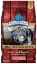 Blue Buffalo BLUE Wilderness Dry Dog Food Rocky Mountain Small Breed Recipe, Red Meat, 22 lbs