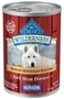 Blue Buffalo BLUE Wilderness Wet Dog Food Rocky Mountain Senior Recipe, Red Meat, 12.5 oz, 12 Pack