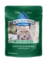 Blue Buffalo BLUE Wilderness Wild Cuts for Cats, Duck & Gravy, 3 oz, 24 Pack