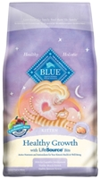 Blue Buffalo Dry Cat Food Healthy Living Adult Recipe, Chicken & Rice, 7 lbs