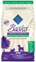Blue Buffalo Dry Dog Food Basics Grain,Free Adult Formula, Turkey & Potato, 4 lbs