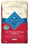 Blue Buffalo Dry Dog Food Life Protection Formula Adult Recipe, Fish & Sweet Potato, 15 lbs