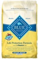 Blue Buffalo Dry Dog Food Life Protection Formula Healthy Weight Recipe, Chicken & Rice, 15 lbs