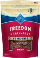 Blue Buffalo Freedom Tenders Grain,Free Dog Treats, Beef, 7 oz