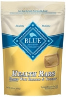 Blue Buffalo Health Bar Dog Treats, Bananas & Yogurt, 16 oz