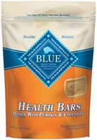 Blue Buffalo Health Bar Dog Treats, Pumpkin & Cinnamon, 16 oz